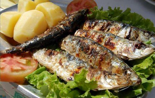 sardinha portuguesa assada