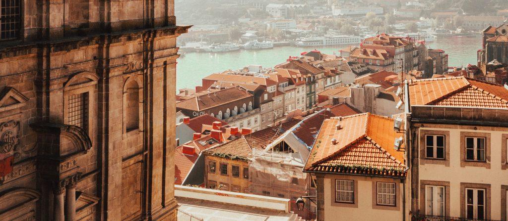 A Ribeira do Porto - nacionalidade portuguesa