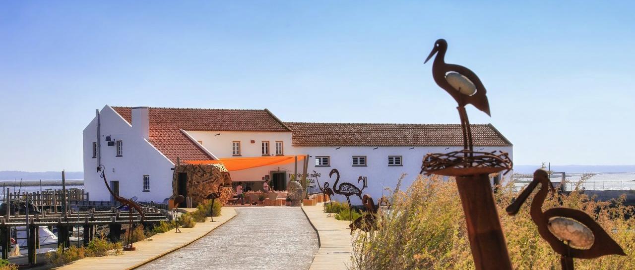 Moinho de Maré da Mourisca em Portugal - nacionalidade portuguesa