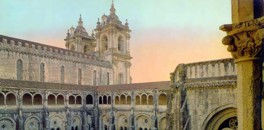 Mosteiro de Alcobaça - nacionalidade portuguesa