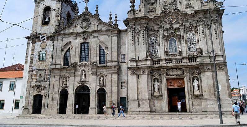 Igreja do Porto - nacionalidade portuguesa