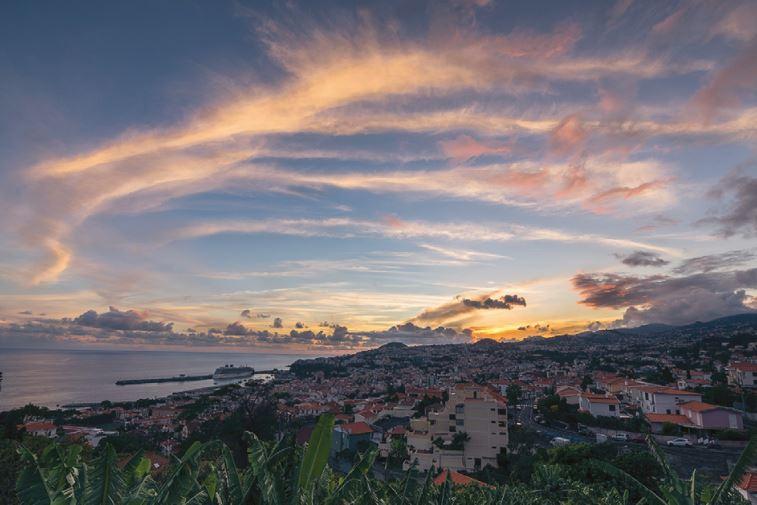 Clima e tempo da ilha da madeira - nacionalidade portuguesa