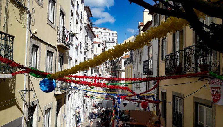 festa dos santos populares Portugal - nacionalidade portuguesa