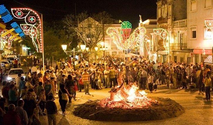 Festa dos Santos Populares em Lisboa