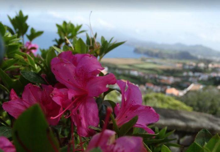 Ilha de são Miguel - Açores - nacionalidade portuguesa