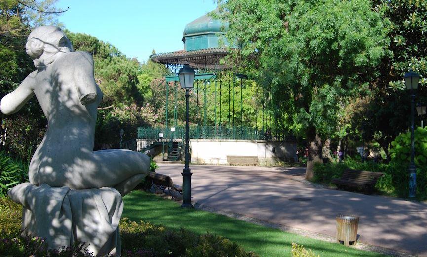 Jardim da Estrela.