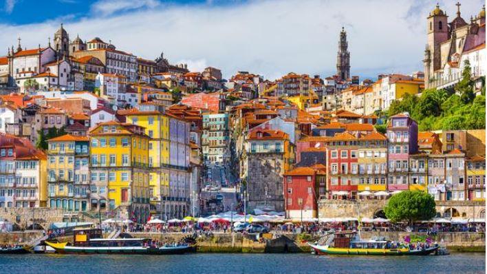 dados gerais de Portugal - principais cidades