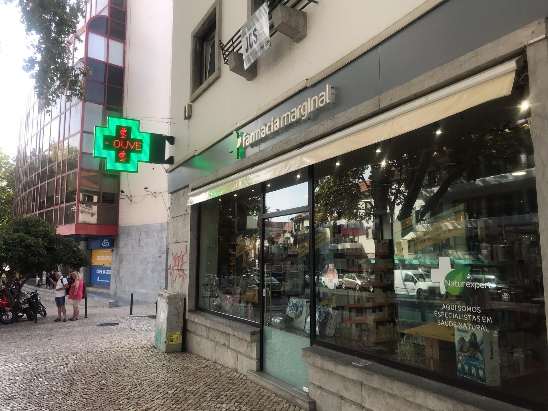 farmacia em Portugal - nacionalidade portuguesa