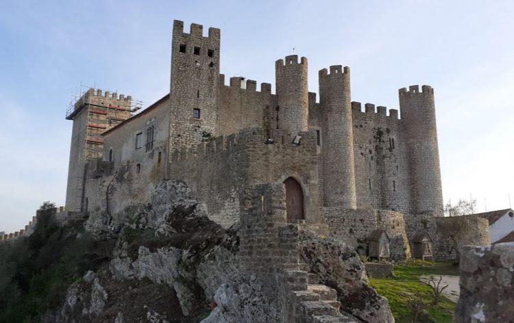 castelo de obidos - nacionalidade portuguesa