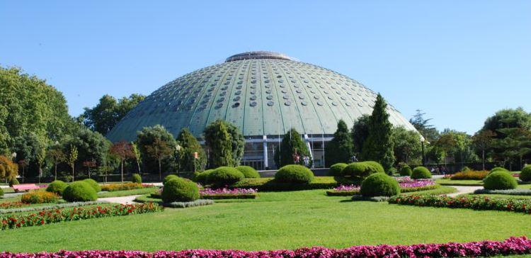 jardins palacio de cristal porto - nacionalidade portuguesa