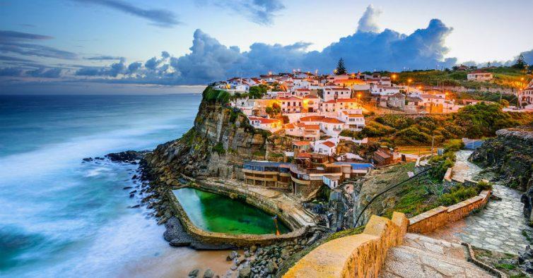 azenhas do mar - nacionalidade portuguesa