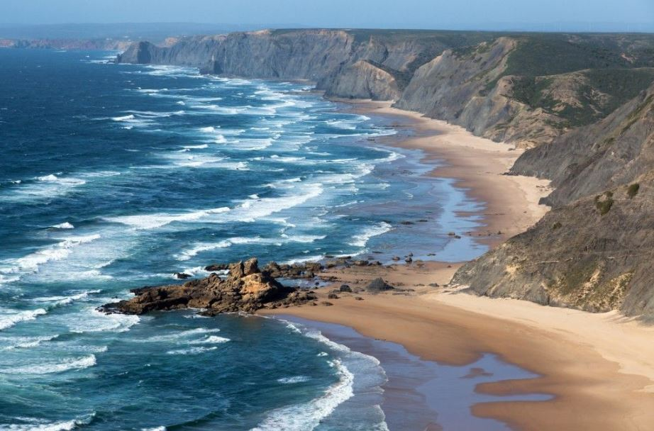 praias castelejo e cordoama - nacionalidadeportuguesa - costa vicentina