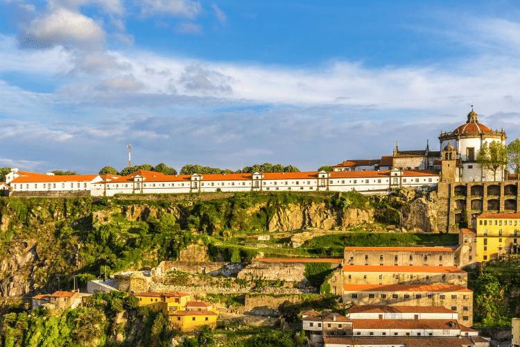 portugal - mosteiro serra do pilar