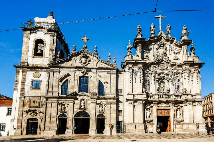 igreja das carmelitas portugal