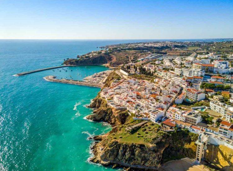 melhores cidades portugal - albufeira