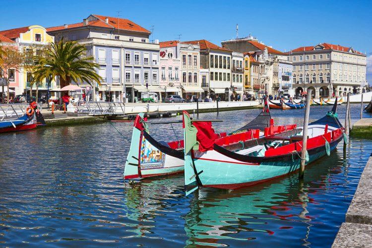 melhores cidades portugal - aveiro