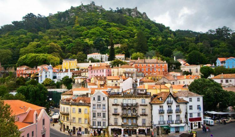 melhores cidades portugal - sintra