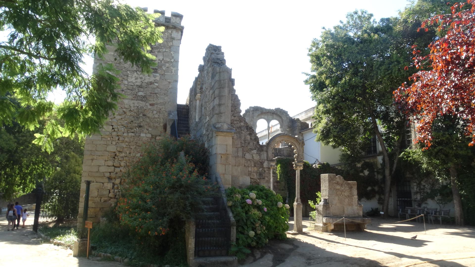 ruínas fingidas