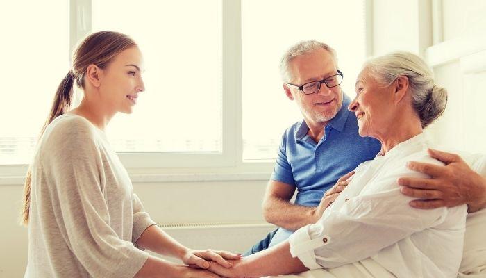visto tratamento médico de familiar