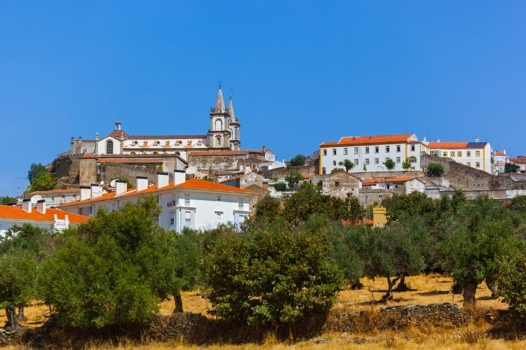 alentejo em Portugal