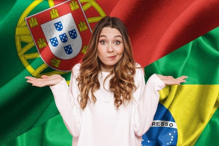 diferenças do português de Portugal e do Brasil