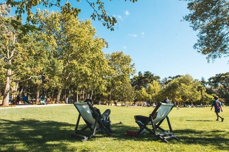 parque marechal carmona cascais