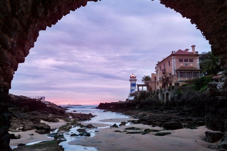 praia de santa marta cascais