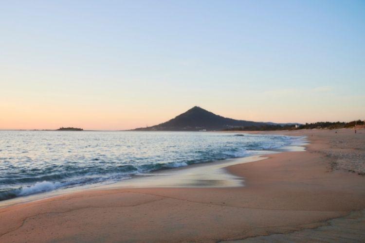 Praia do Moledo - Caminha
