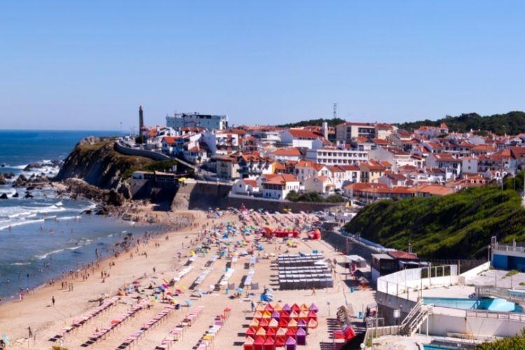 Praia de São Pedro de Moel - Marinha Grande