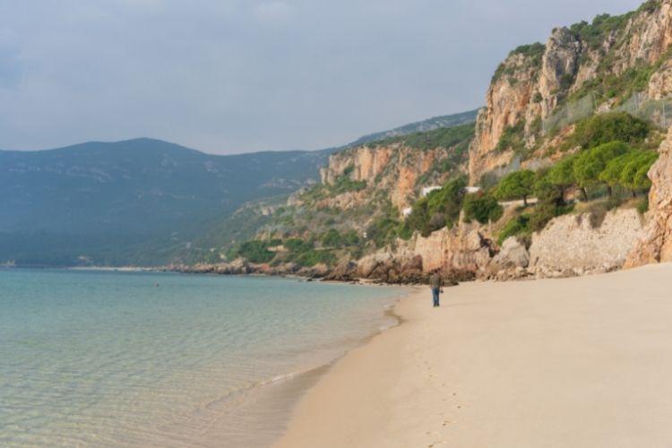 praia da figueirinha - setubal