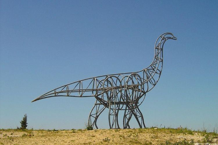 Monumento Natural das Pegadas de Dinossauros - Ourém/Torres Novas