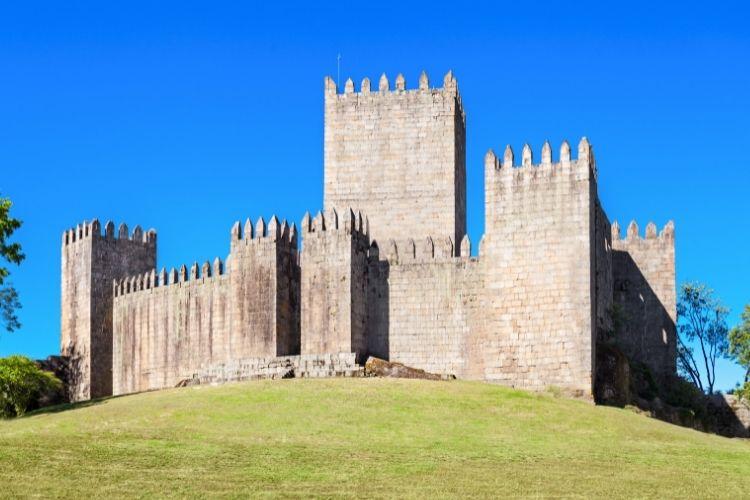 Castelo de Guimarães - Portugal
