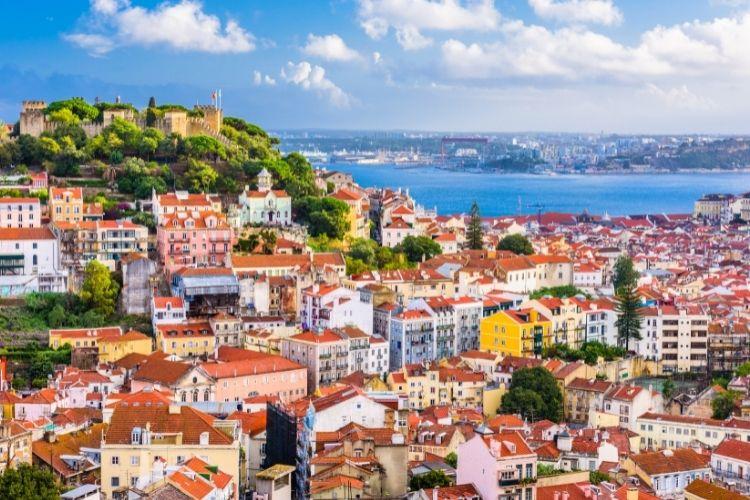 morar em portugal aposentado