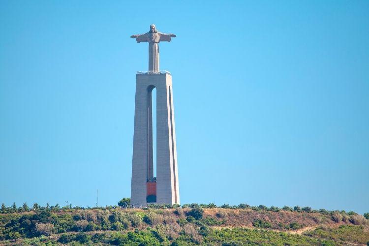 Cristo Rei Almada Portugal