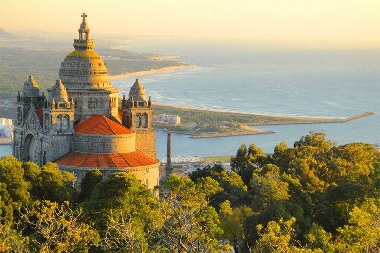 Monte e Santuário de Santa Luzia