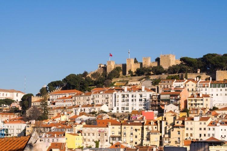 Castelo de São Jorge Alfama